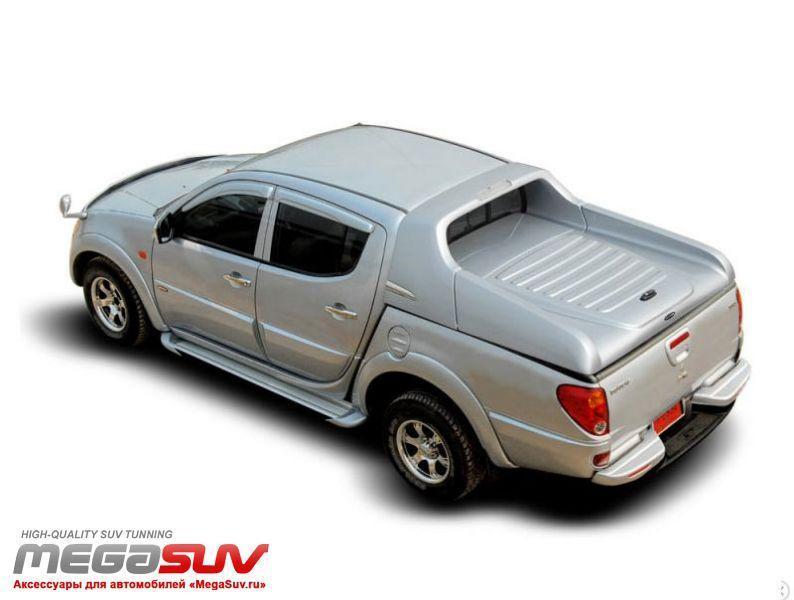 Кунг Мицубиси л 200 Люкс стальной железный 3 двери купить в ... | 600x794